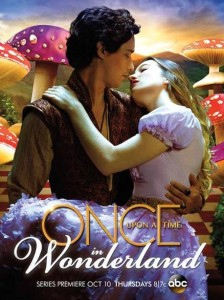 Once Upon a Time in Wonderland Promotional Photo