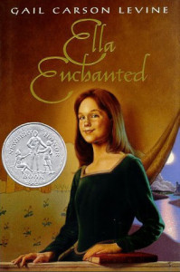 I probably was pulled into fairy tales by Ella Enchanted. I have read this book at least 12 times.
