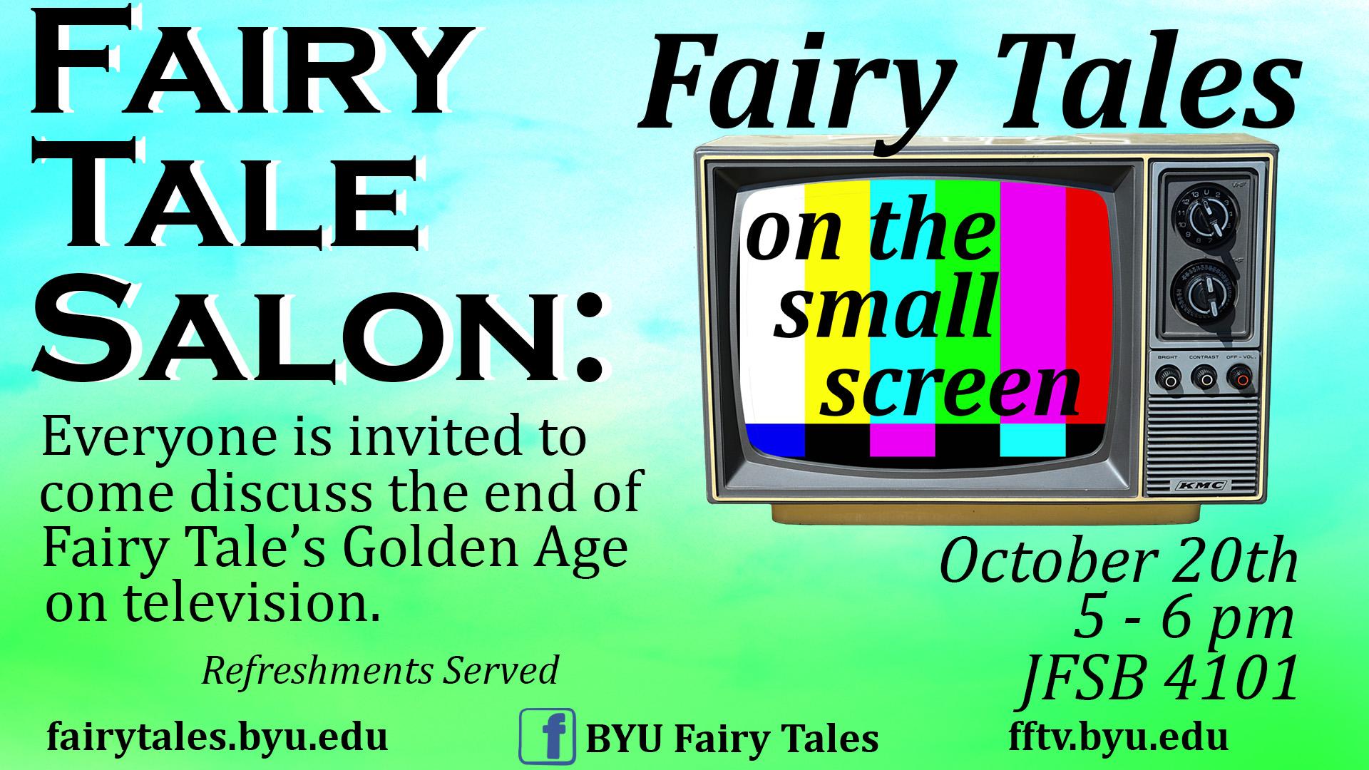 Fairy Tale Salon Signage