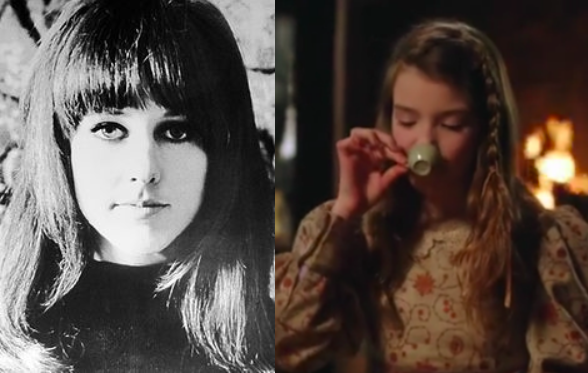 Grace Slick and her counterpart